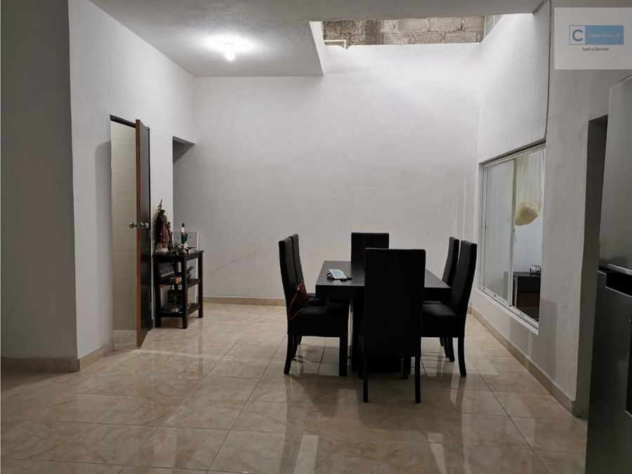 casa en colonia shanka
