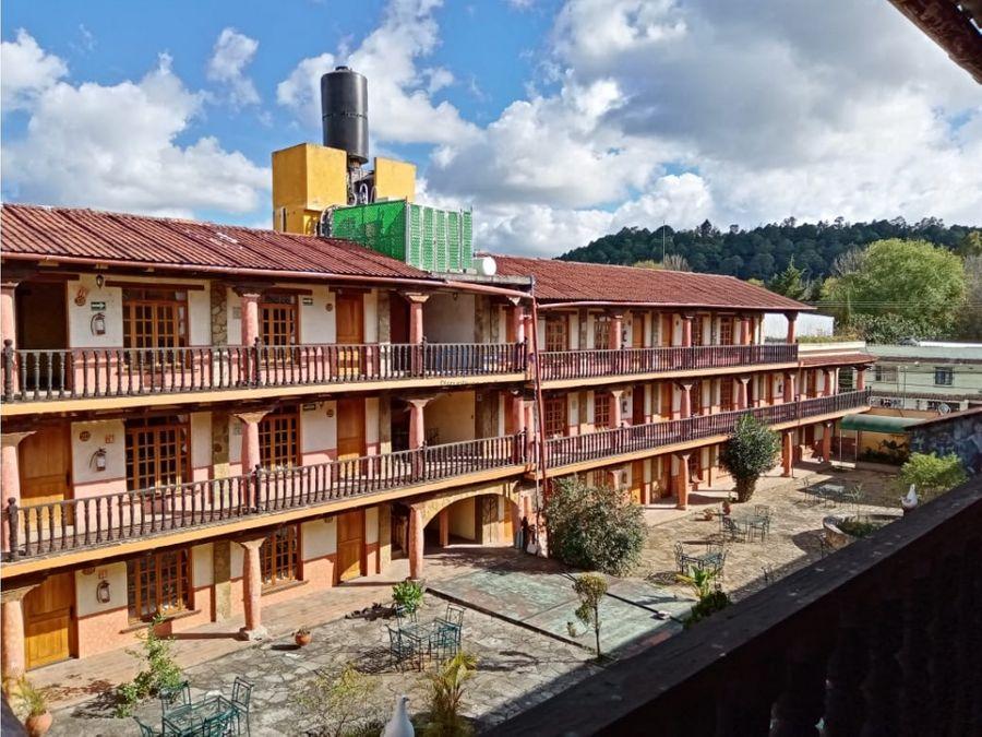 hermoso hotel en san cristobal