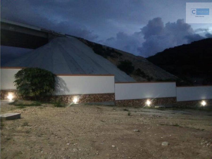 terreno en promocion residencial san antonio