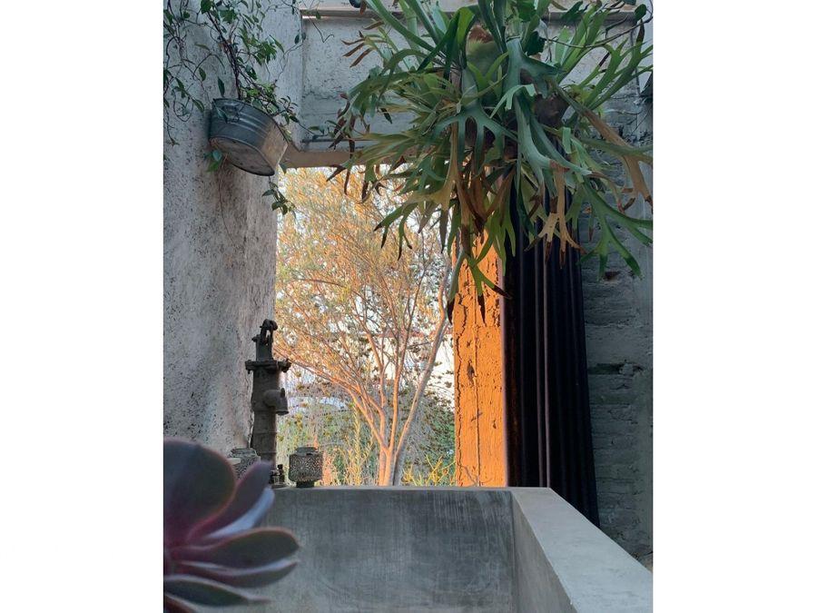 exotica casa en el corazon de lomas de chapultepec