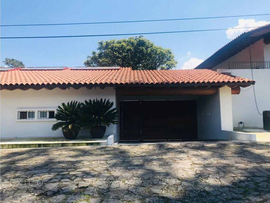casa venta avandaro centro