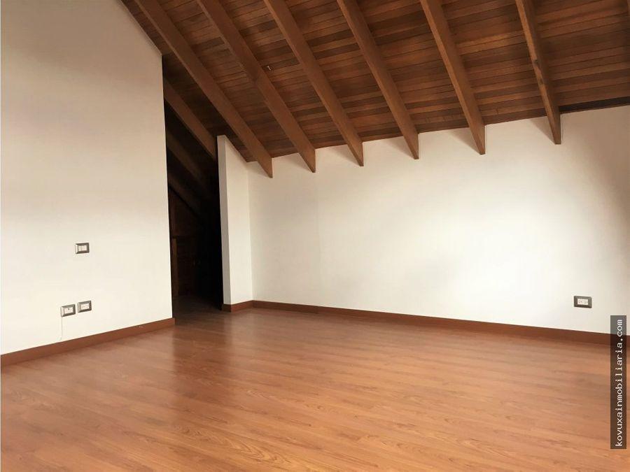 se vende casa en chia