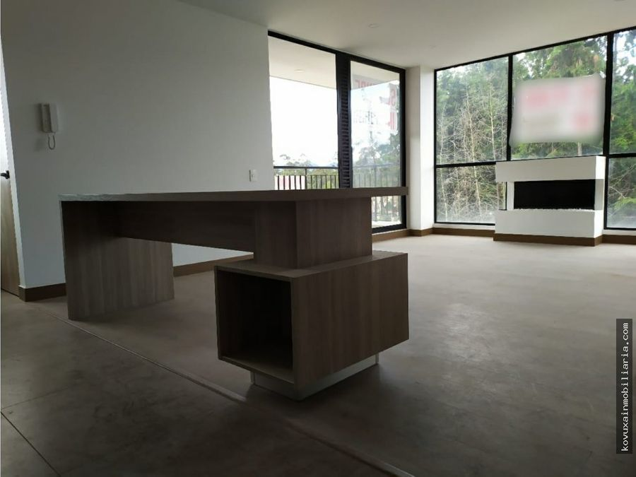 apartamento bosque sabana cajica 96m2
