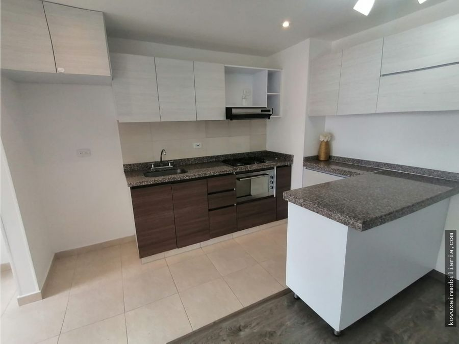 moderno apartamento en cajica