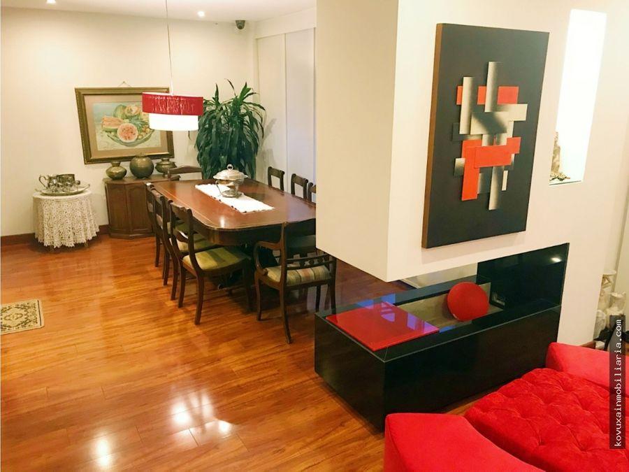 se vende exclusiva casa en cota
