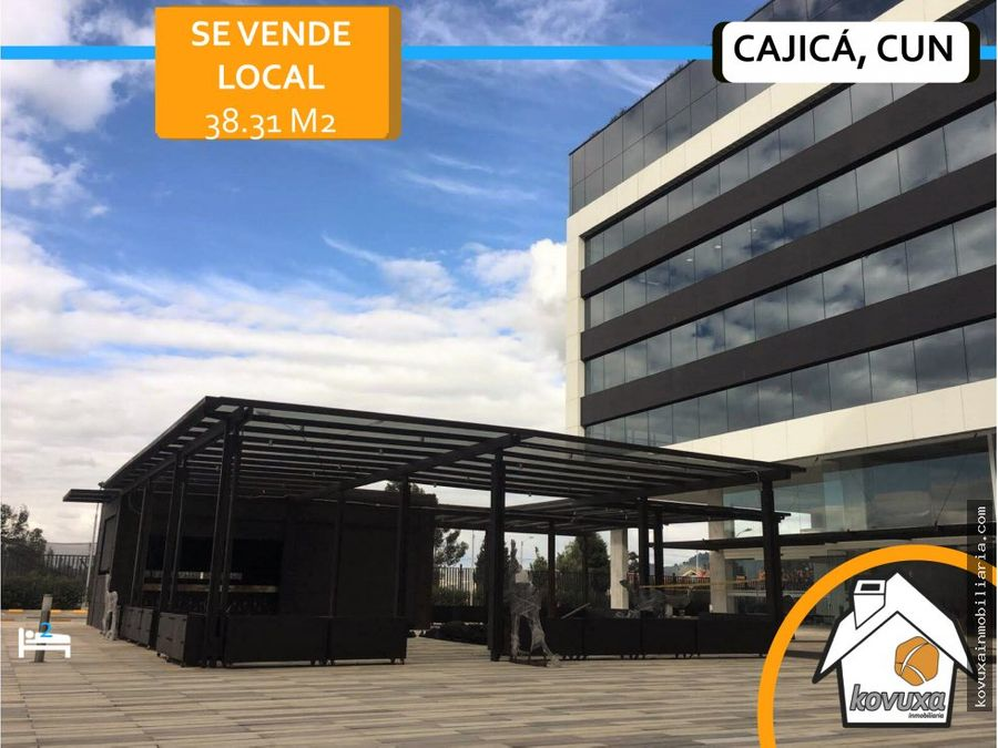 se vende local en cajica