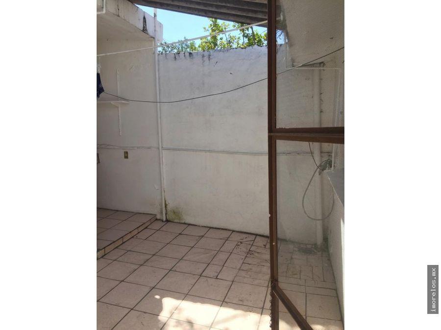 casa en condominio en el centro jiutepec