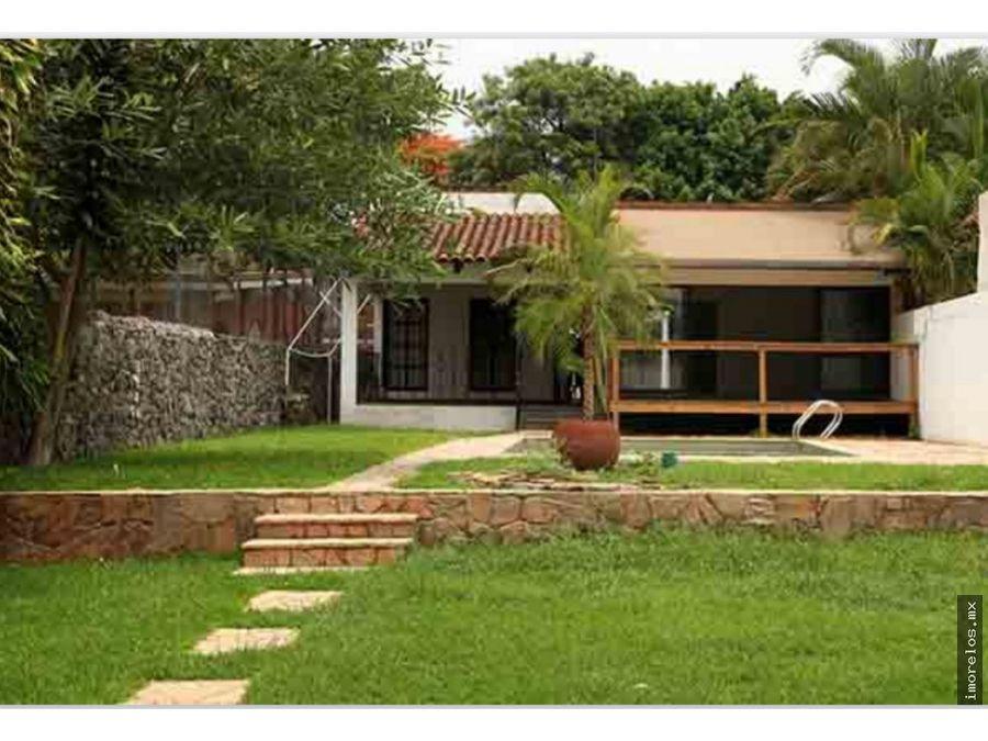 xochitepec hermosa casa en un nivel