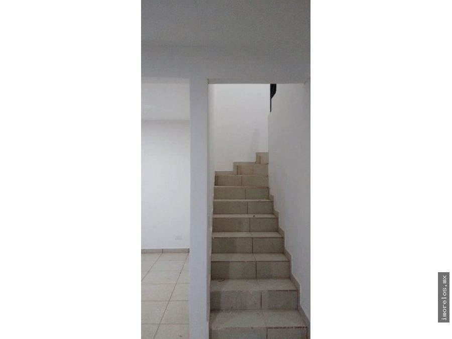casa sola para estrenar en jiutepec centro