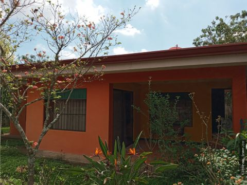 hermosa casa en palmitos naranjo