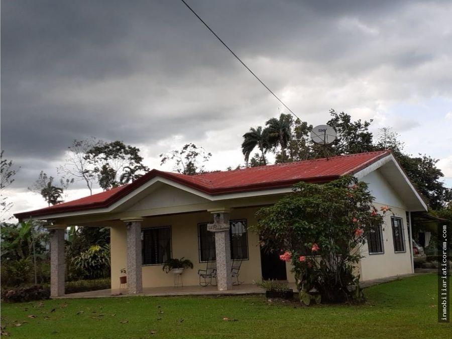 se vende casa en los angeles fortuna san carlos