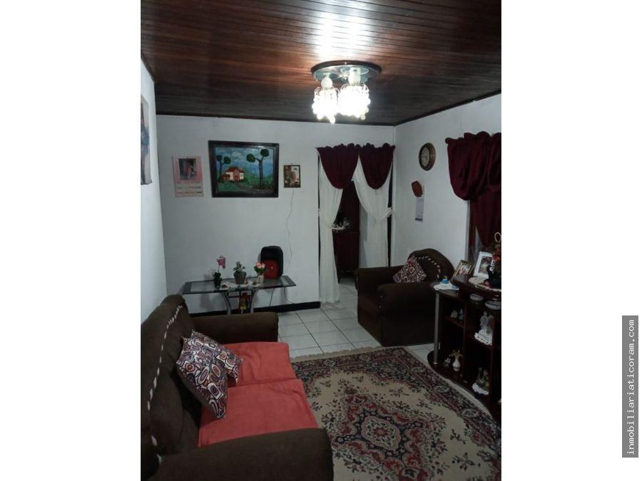 se vende casa en naranjo centro alajuela