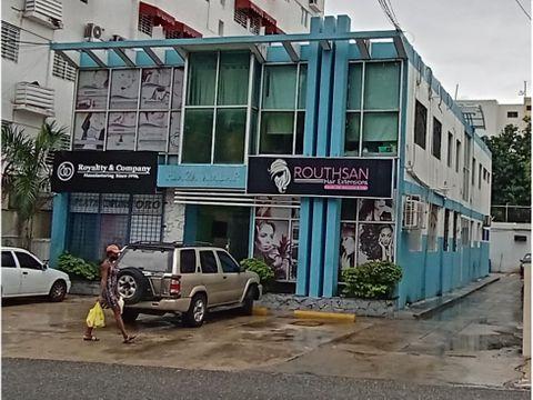vendo edificio comercial santo domingo d n