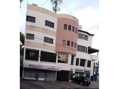 vendo edificio de 4 niveles incluye pent house las praderas d n