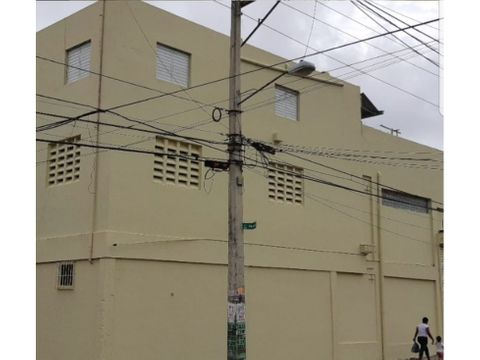 vendo o alquilo edificio de 3 niveles villa juana