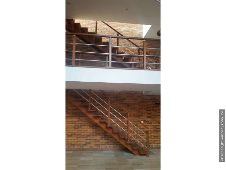 venta hermosa casa en condominio fagua chia