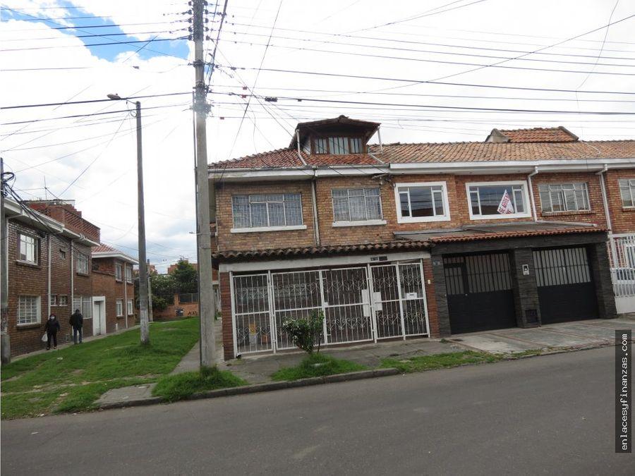 venta casa bogota barrio modelo norte