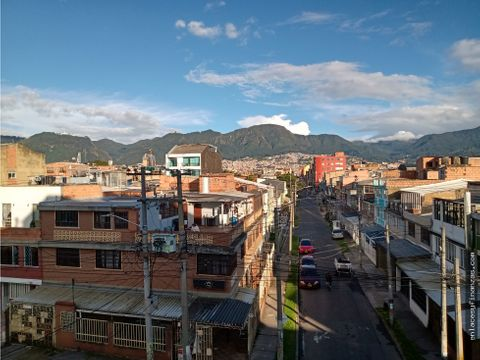 venta apto bogota sector veraguas frente santa isabel full vista