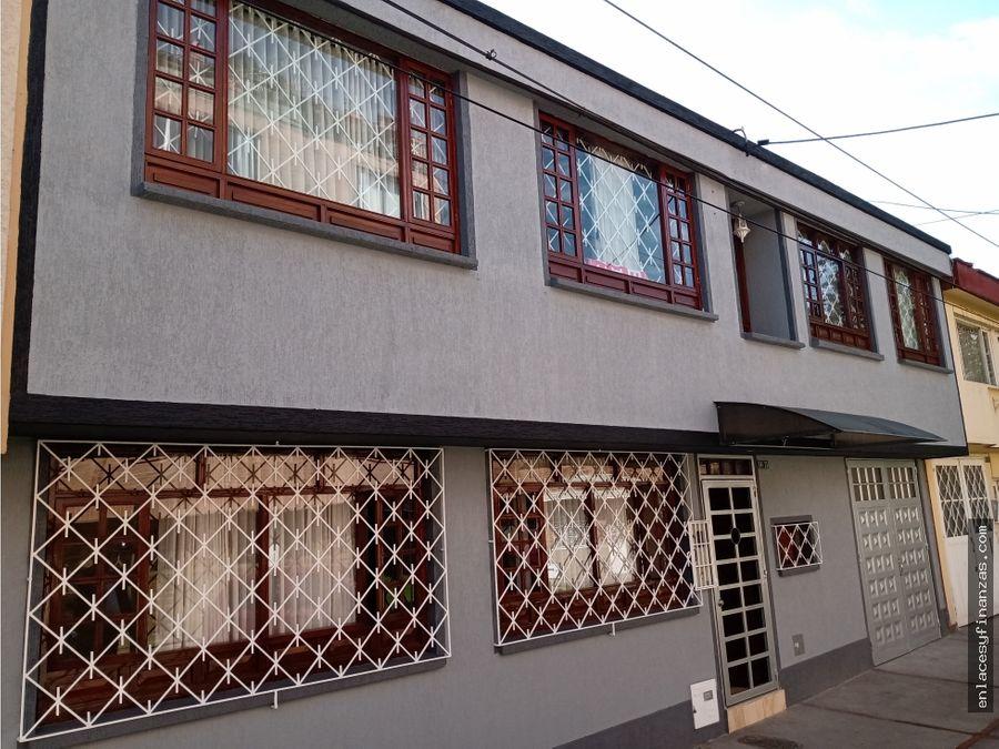 venta casa bogota barrio la estrada