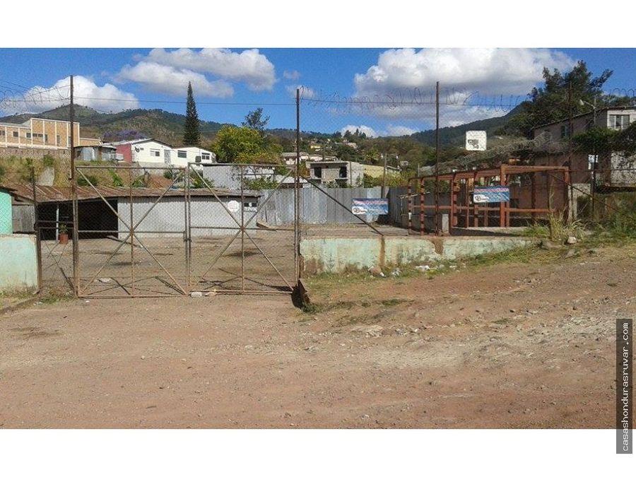terreno en venta tegucigalpa anillo periferico cerca del coliseum