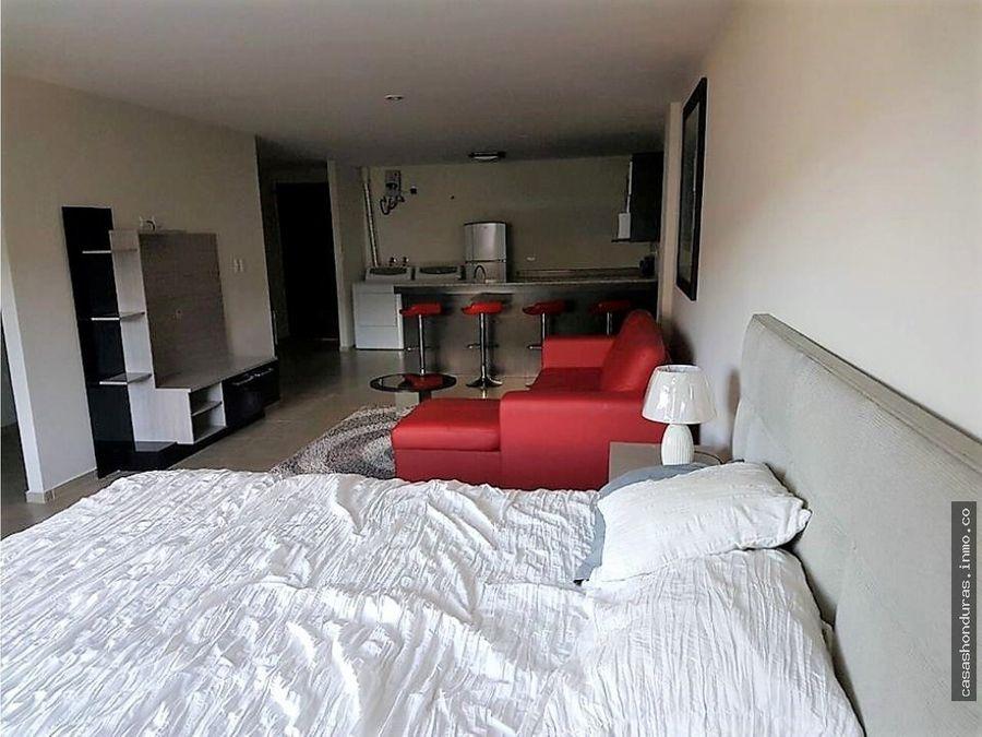 apartamento amueblado en costa proceres