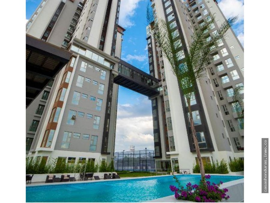 apartamento en renta torres del valle sps