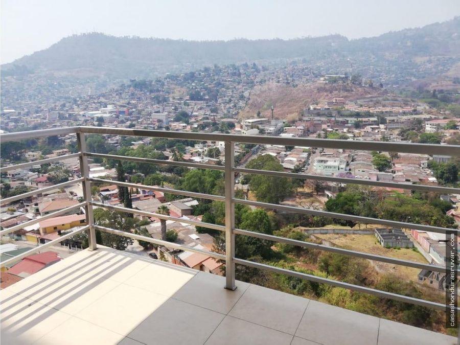 apartamento en renta torre lara tegucigalpa