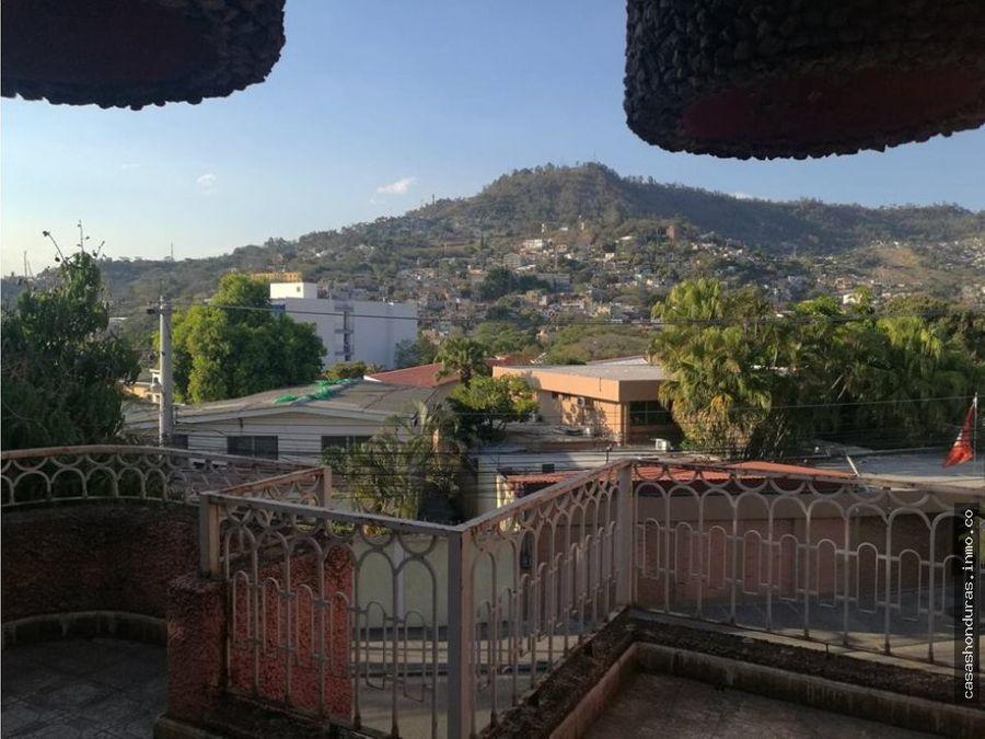 casa en venta colonia palmira tegucigalpa