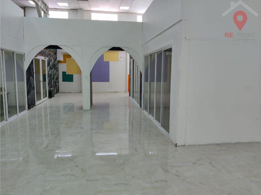 alquiler de local comercial sector mall del sol