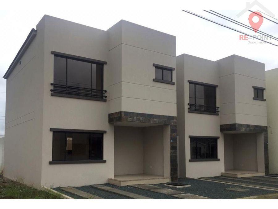 alquiler o venta de casa urbanizacion san antonio