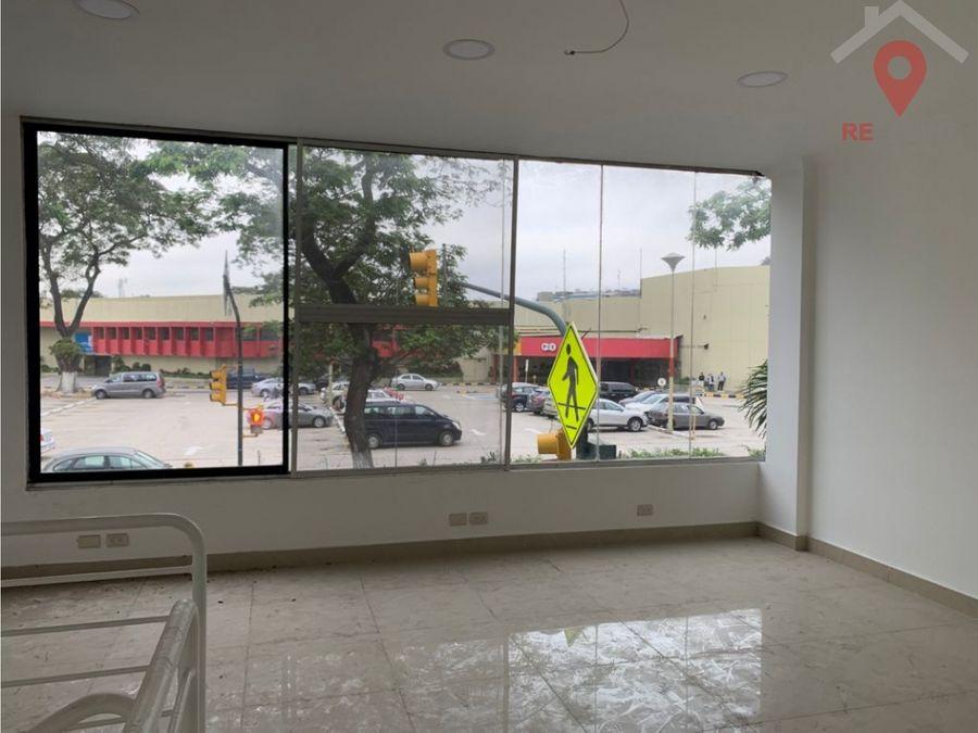 alquiler de local comercial frente al alban borja