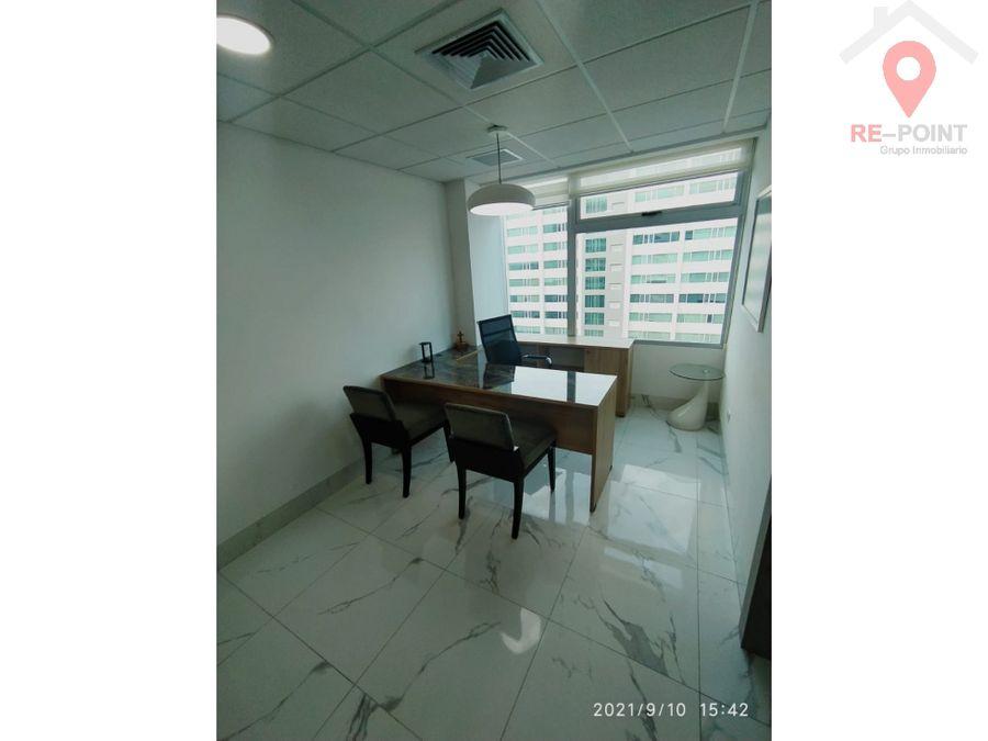 alquiler de consultorio medico amoblado torre solaris