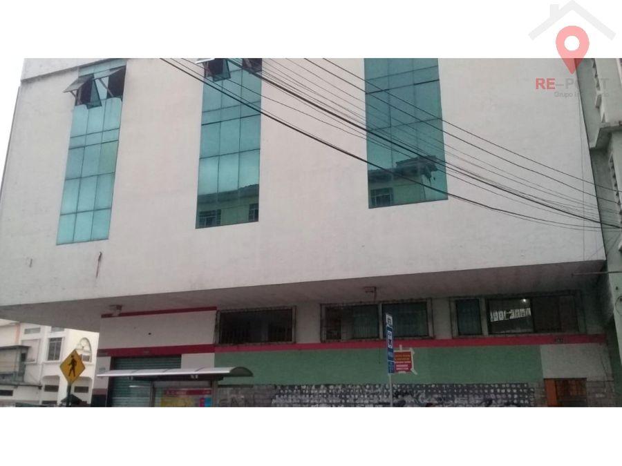 venta de edificio av machala centro de guayaquil