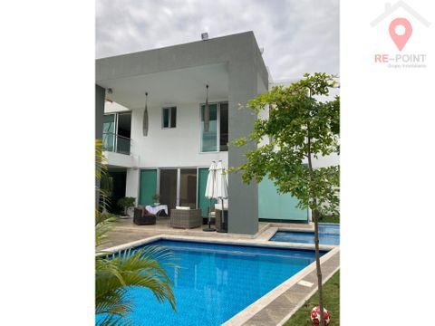 venta de casa en via a la costa portofino