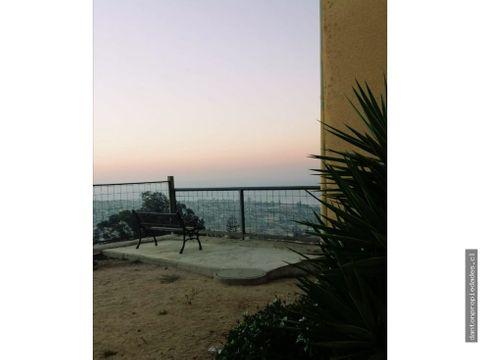 se vende departamento cerro alegre valparaiso