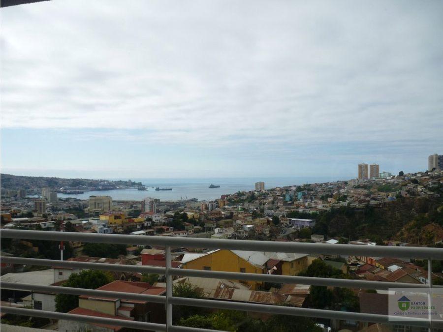 barrio ohiggins valparaiso vista al mar