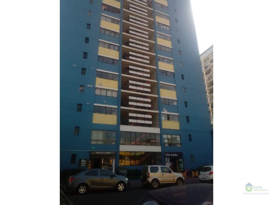 se vende departamento 3 dormitorios centro de valparaiso