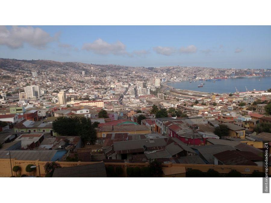 se arriendao se vende depto cerro baron valparaiso