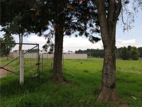 terreno en venta en metepec 10000 metros