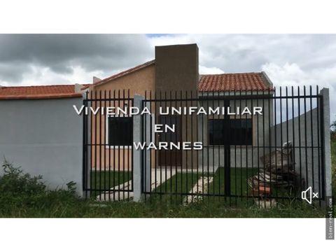 heremosa casa independiente warnes san antonio