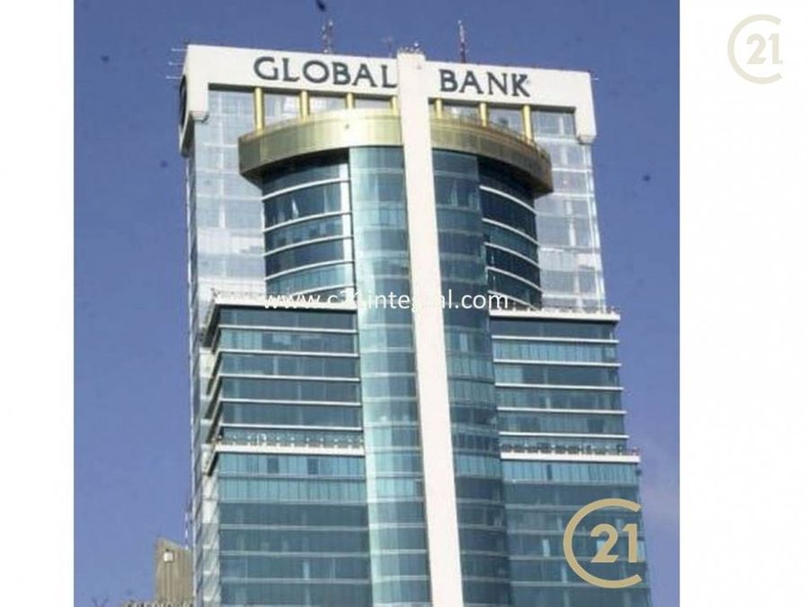 torre global bank calle 50