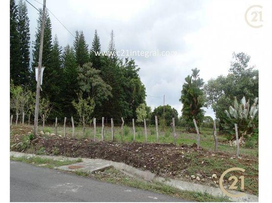 en venta terreno boqueron en guayabal