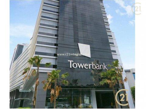 oficina tower bank en calle 50