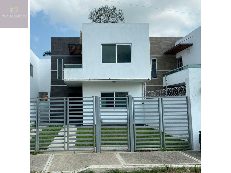 venta casa en residencial jardines