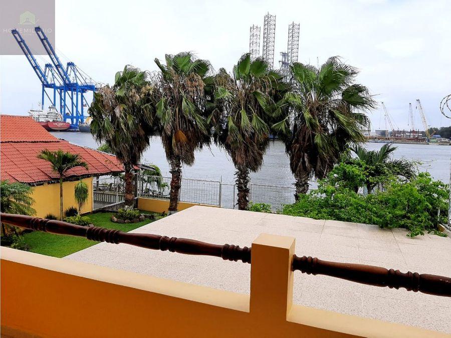 venta casa con alberca frente al rio