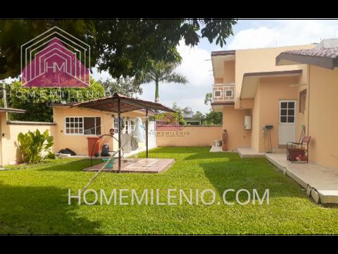 venta casa en el club campestre de tuxpan veracruz