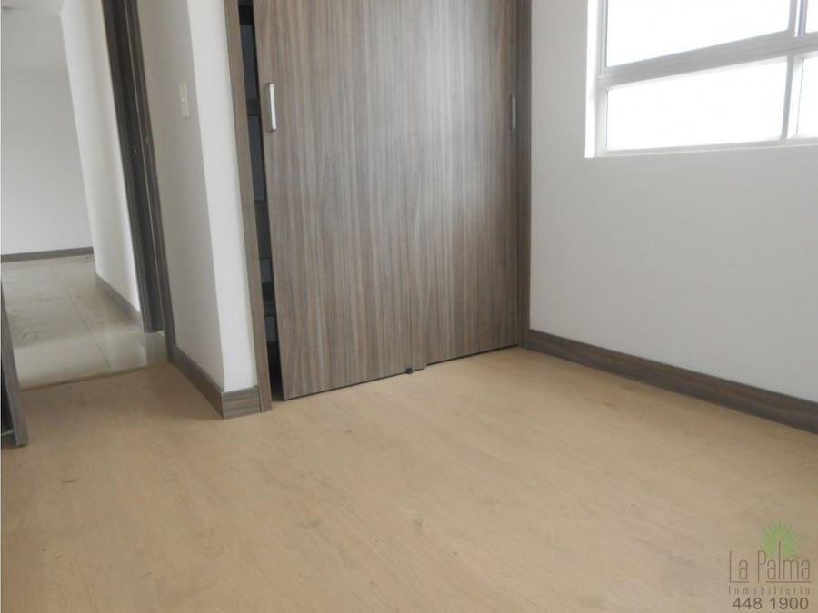 apartamento en venta en la estrella cod 4849