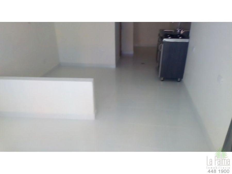 apartaestudio en arriendo en el centro cod 4712