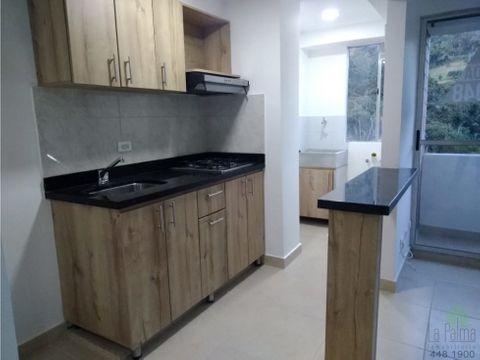 apartamento en arriendo en itagui cod 5972
