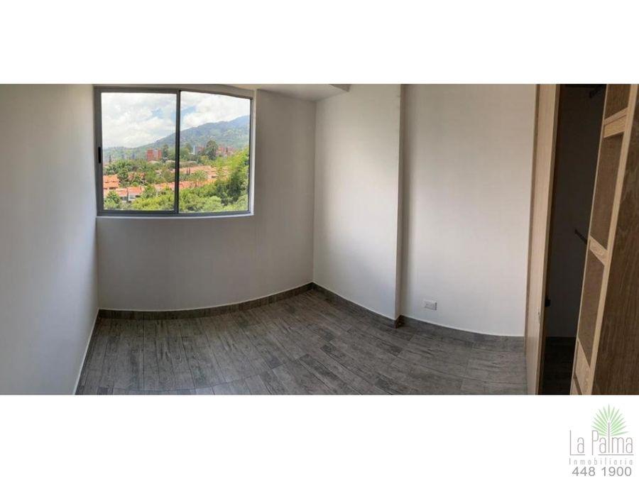apartamento en arriendo en la estrella cod 6001
